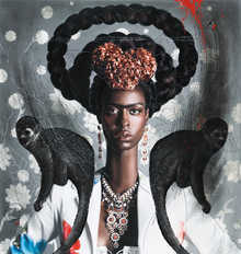 Black Frida with Monkeys