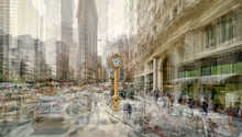 Fifth Avenue Clock